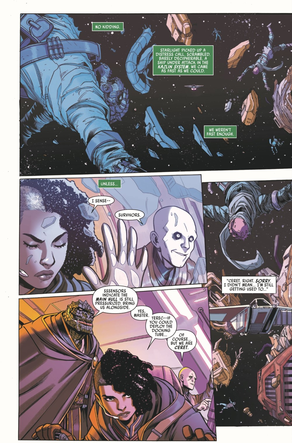 STWHIGHREP2021002_Preview-3 ComicList Previews: STAR WARS THE HIGH REPUBLIC #2