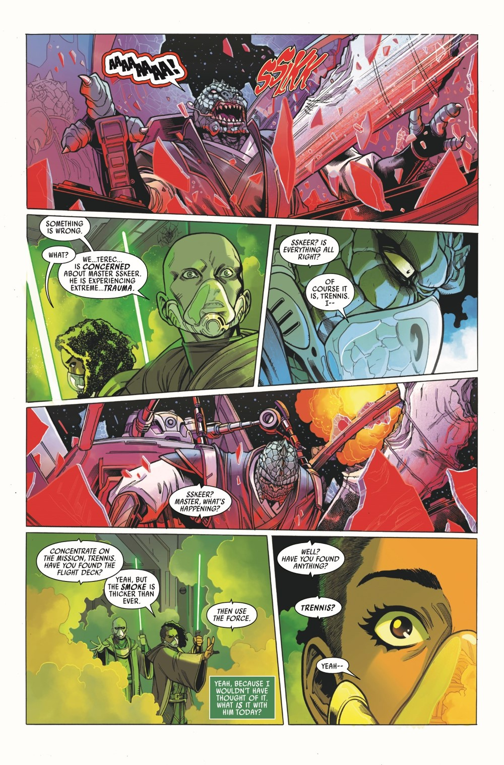 STWHIGHREP2021002_Preview-6 ComicList Previews: STAR WARS THE HIGH REPUBLIC #2