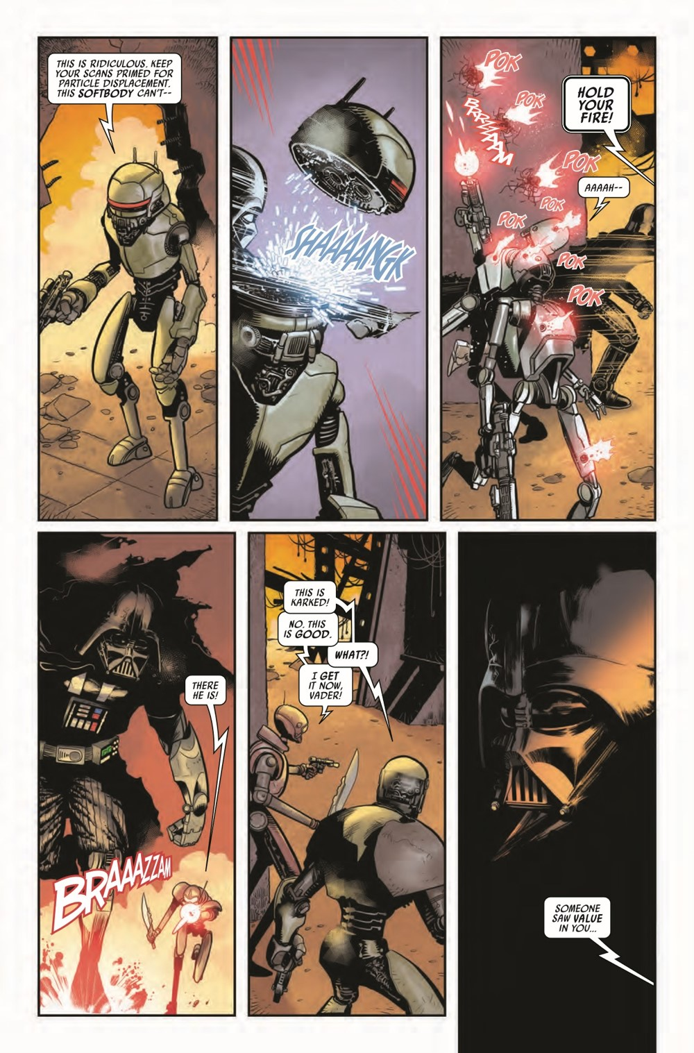 STWVADER2020009_Preview-5 ComicList Previews: STAR WARS DARTH VADER #9