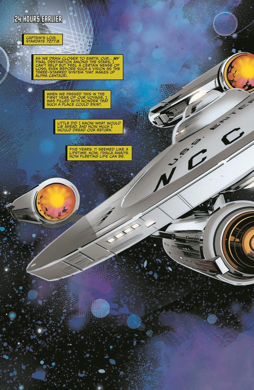 ST_YearFive18-pr-4 ComicList Previews: STAR TREK YEAR FIVE #18