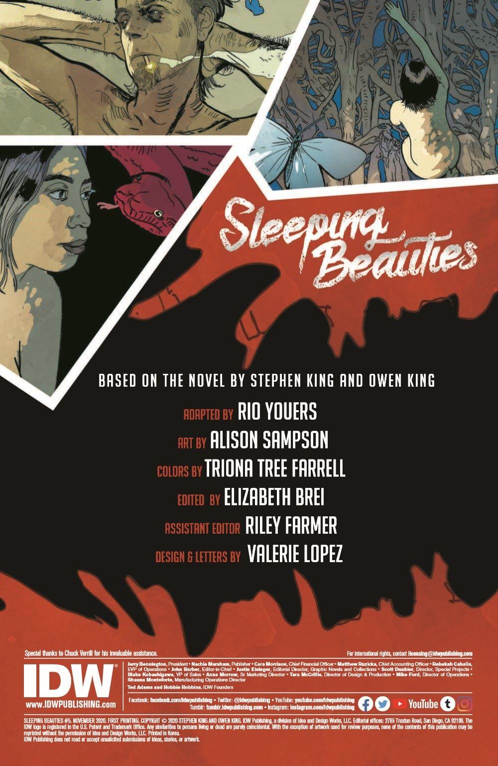 SleepingBeauties_05_pr-2 ComicList Previews: SLEEPING BEAUTIES #5 (OF 10)