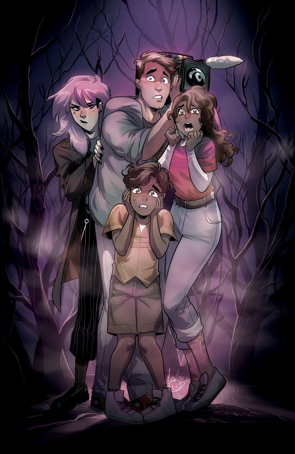 SpecterInspectors_001_Cover_C_Variant ComicList: BOOM! Studios New Releases for 02/03/2021