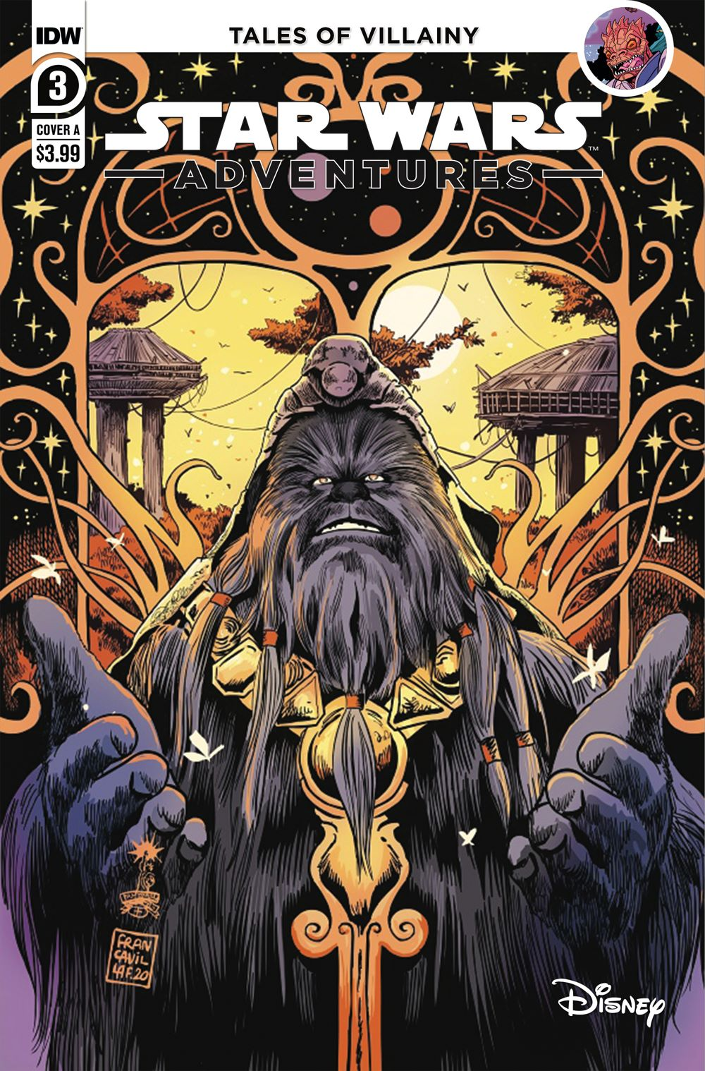 StarWars_03-coverA ComicList: IDW Publishing New Releases for 02/03/2021