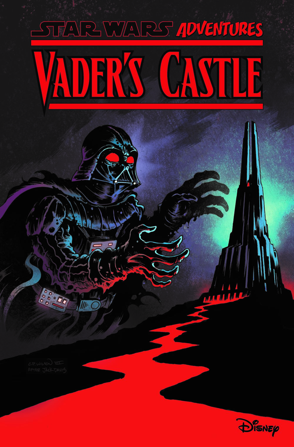 StarWars_VadersCastle_HC_CVR ComicList: IDW Publishing New Releases for 01/27/2021