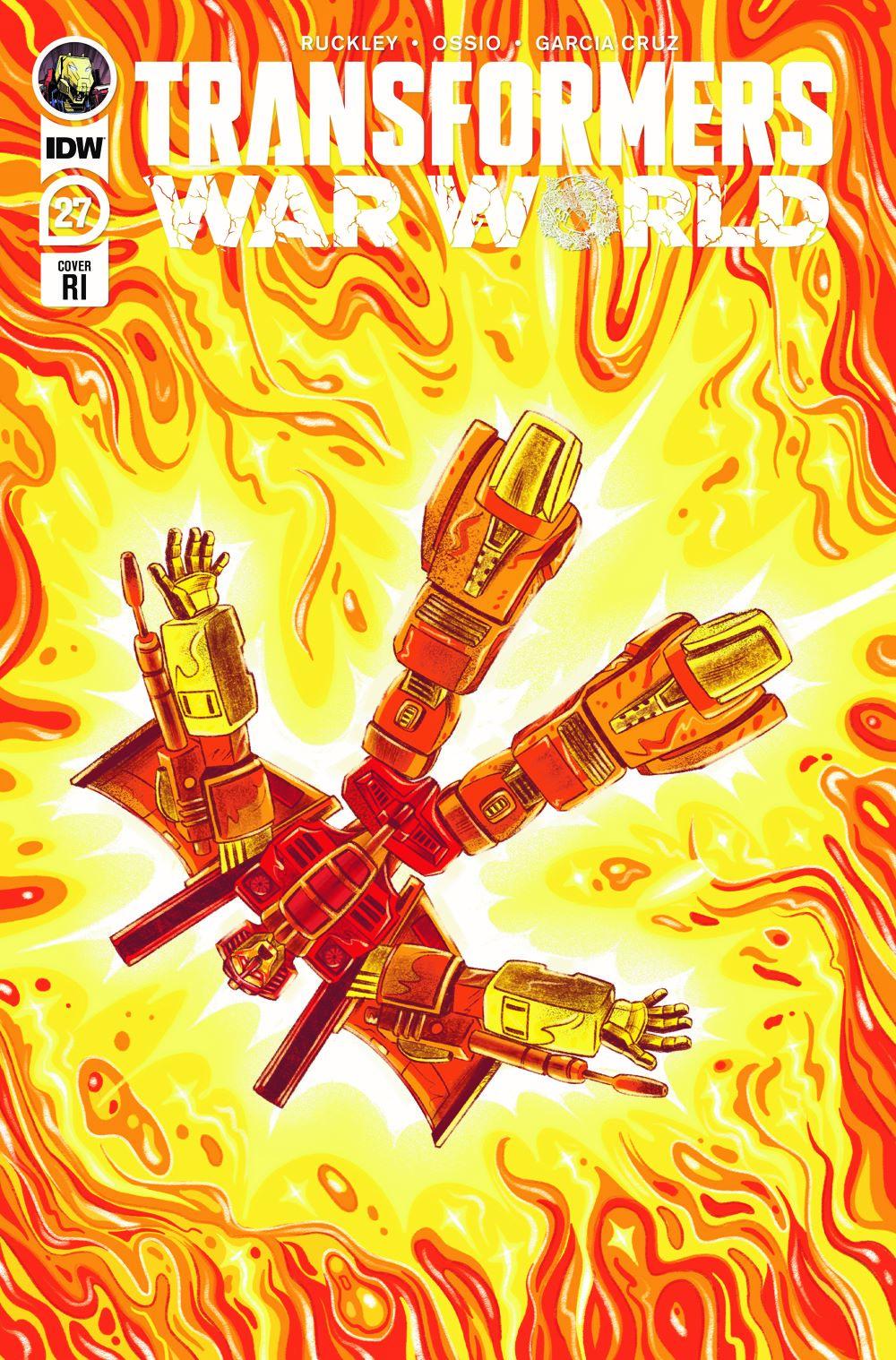 TF27-cvr-RI ComicList: IDW Publishing New Releases for 01/20/2021