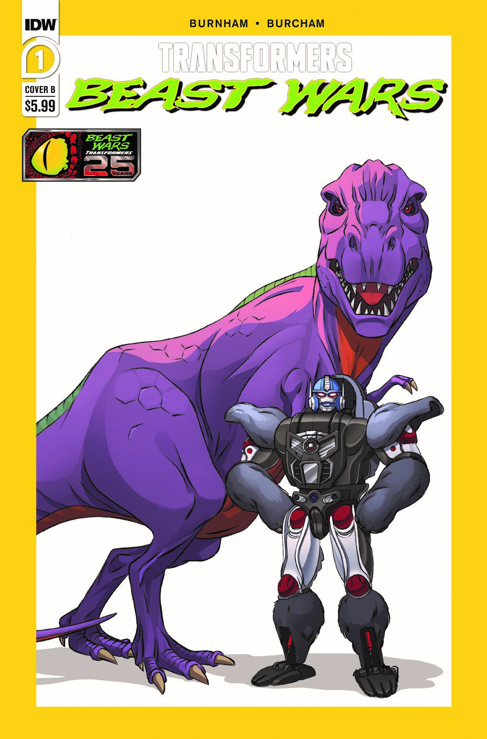 TFBW-Cover-B ComicList: IDW Publishing New Releases for 02/03/2021
