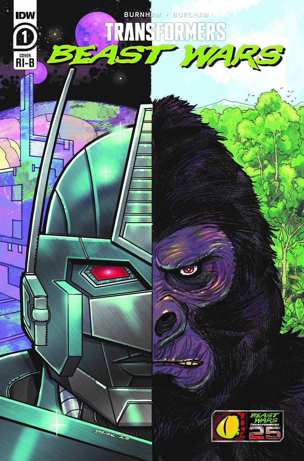 TFBW-Cover-RI-B ComicList: IDW Publishing New Releases for 02/03/2021
