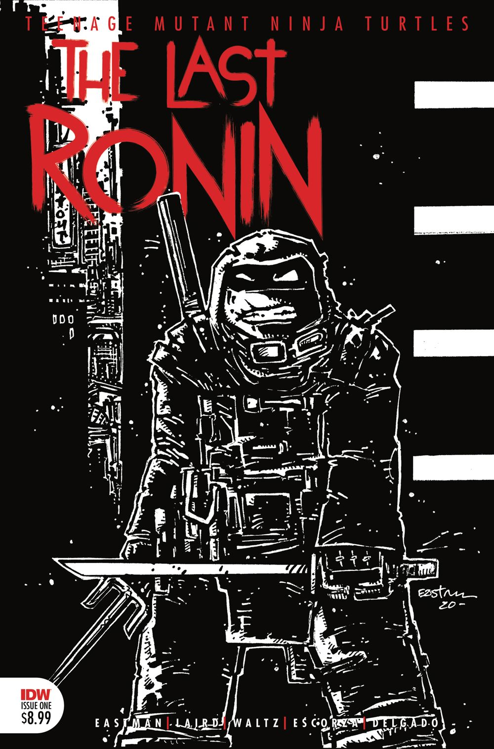 TMNT-LastRonin01_cvr3rd ComicList: IDW Publishing New Releases for 02/03/2021