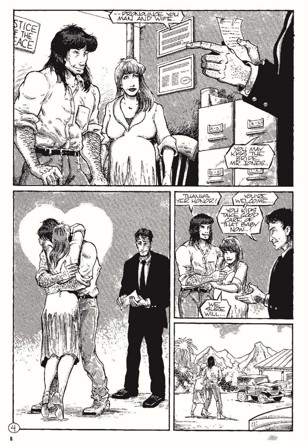 TMNTUltimate_V5_TPB_pr-6 ComicList Previews: TEENAGE MUTANT NINJA TURTLES THE ULTIMATE COLLECTION VOLUME 5 TP