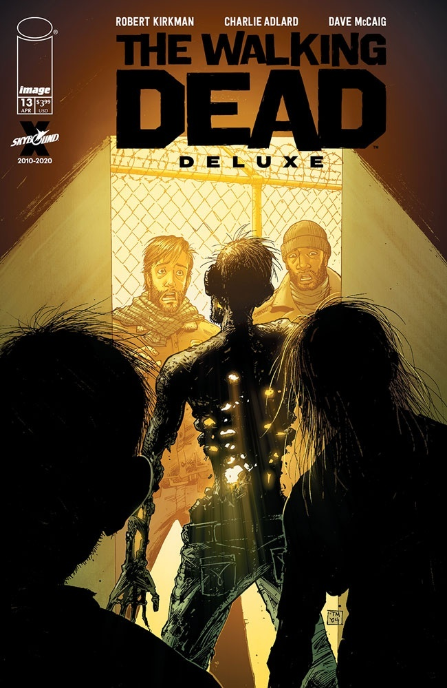 TheWalkingDeadDeluxe_13b_cov_web Image Comics April 2021 Solicitations