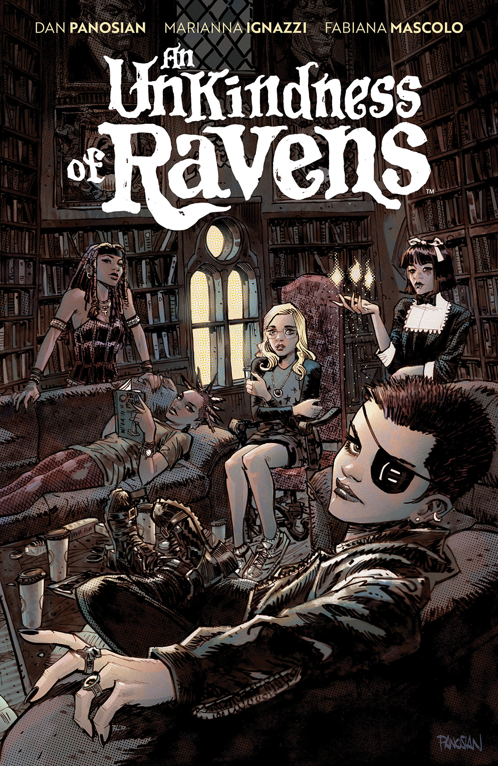 UnkindnessRavens_SC_Cover BOOM! Studios April 2021 Solicitations