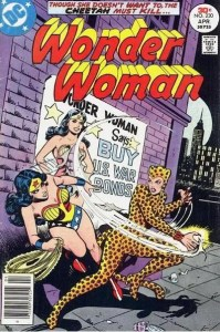 Wonder-Woman-230-Cover-art-by-Jose-Luis-Garcia-Lopez-199x300 Wonder Woman 84 Art: Pop Quiz Cheetah Sheet