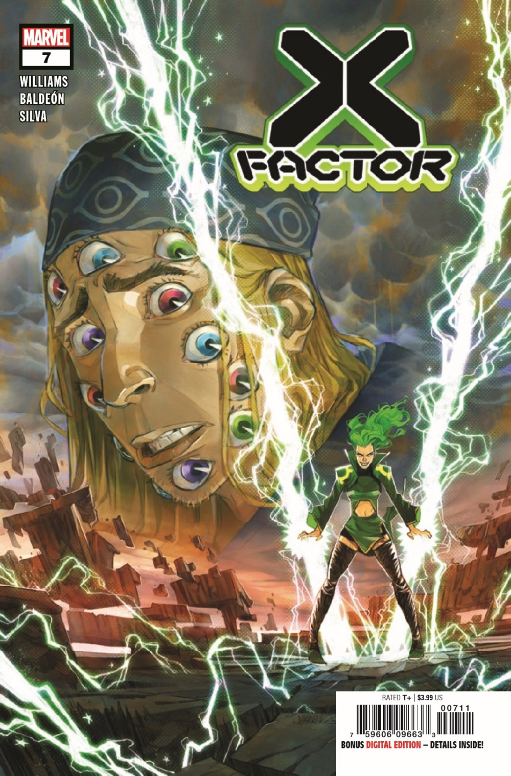 XFACT2020007_Preview-1 ComicList Previews: X-FACTOR #7