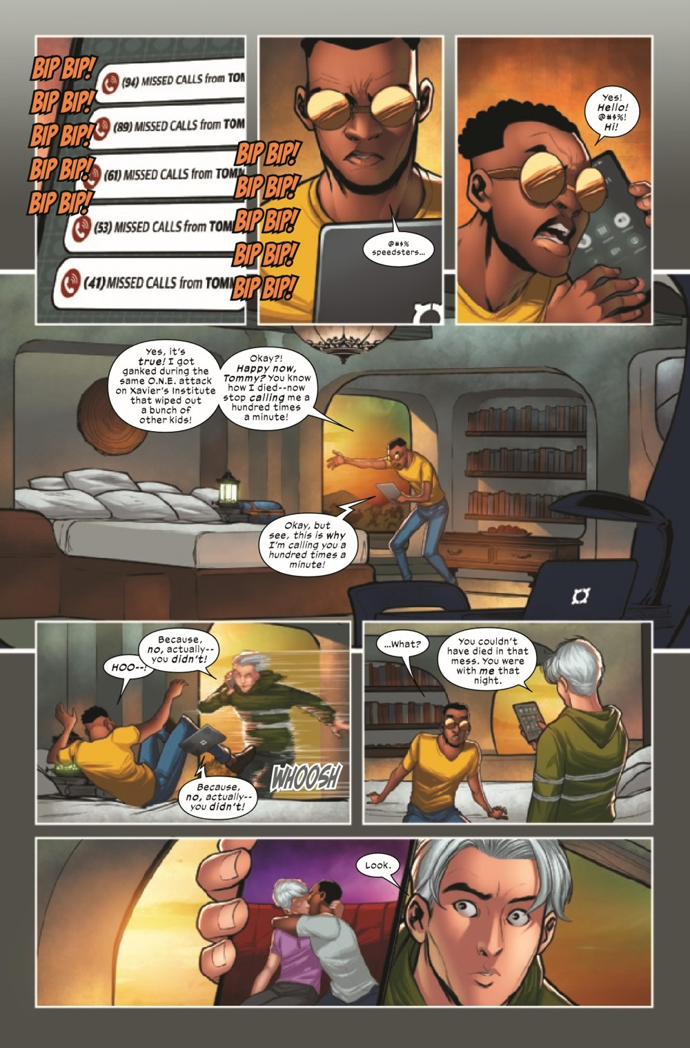 XFACT2020007_Preview-2 ComicList Previews: X-FACTOR #7
