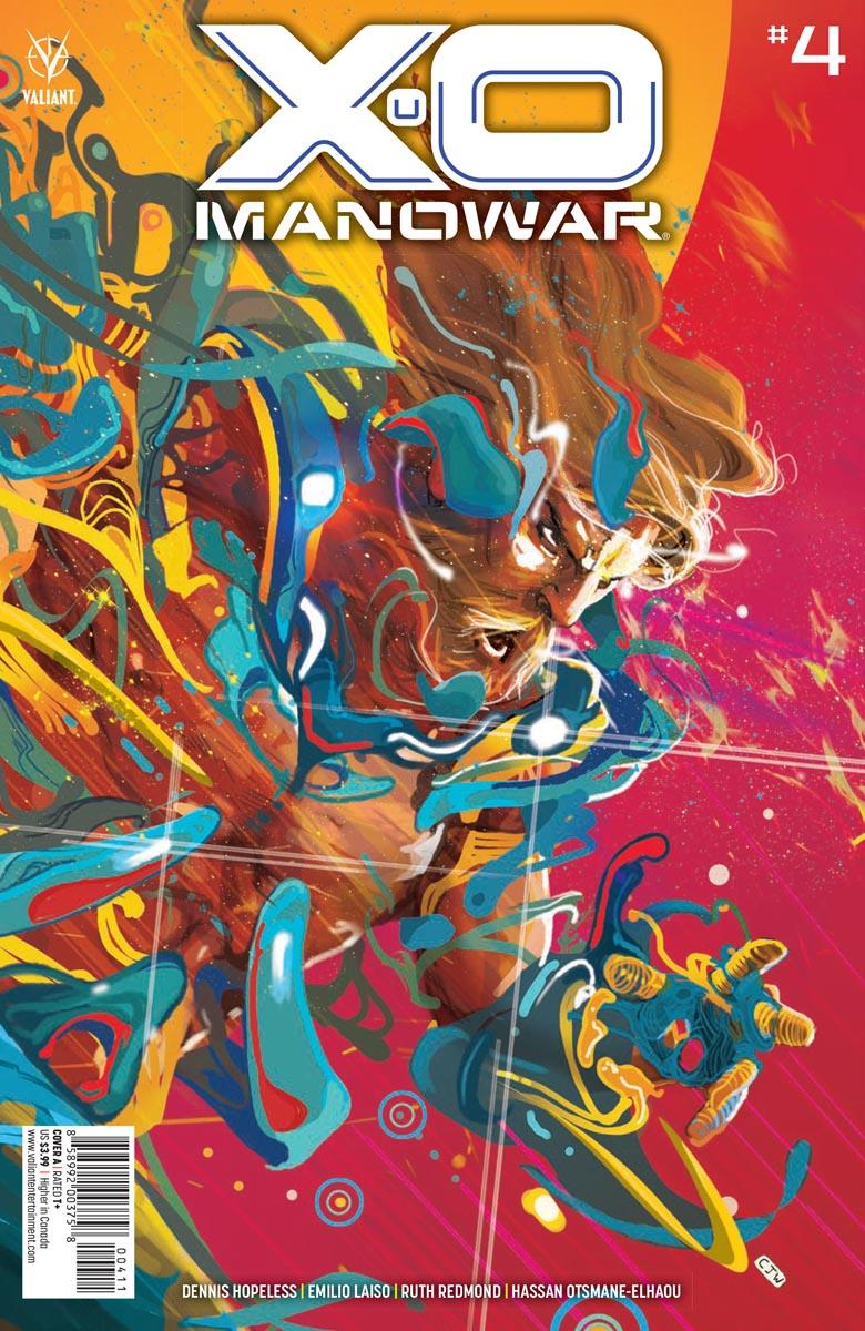 XO_4_COVER_A ComicList Previews: X-O MANOWAR #4