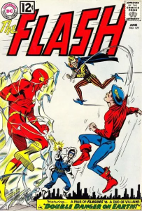gs_03c-203x300 First Appearance of Original Golden Age Hero in the Silver Age