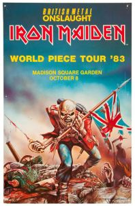 iron-maiden-world-piece-198x300 The Many Eddies of Iron Maiden Concert Posters