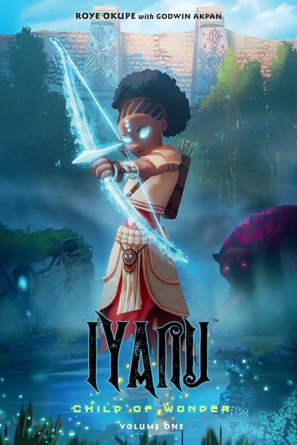 iyanucov Dark Horse to publish Roye Okupe's YouNeek Studios titles