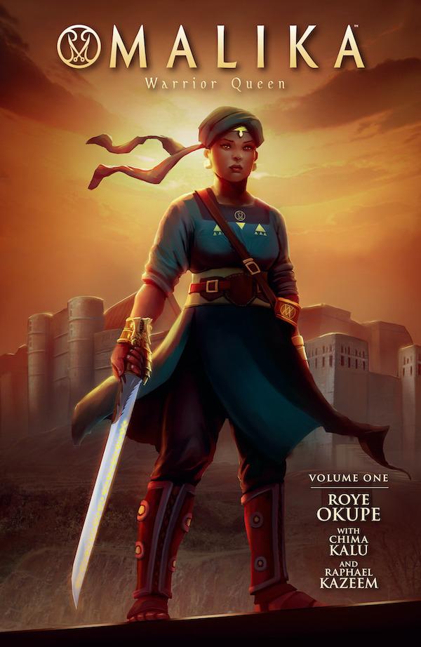 malikacov Dark Horse to publish Roye Okupe's YouNeek Studios titles