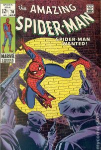 spidey70-203x300 Comic Collecting Strategies for a Hot Market