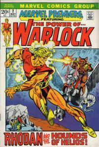 war2-201x300 Marvel Premiere: A Super-Fascinating Series!