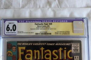 49label-300x200 Blogger Dome: Fantastic Four #48 VS Fantastic Four #49