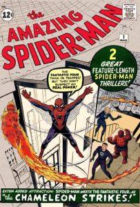 ASM-1-203x300 Spidey Rules the List: Hottest Comics 2/4