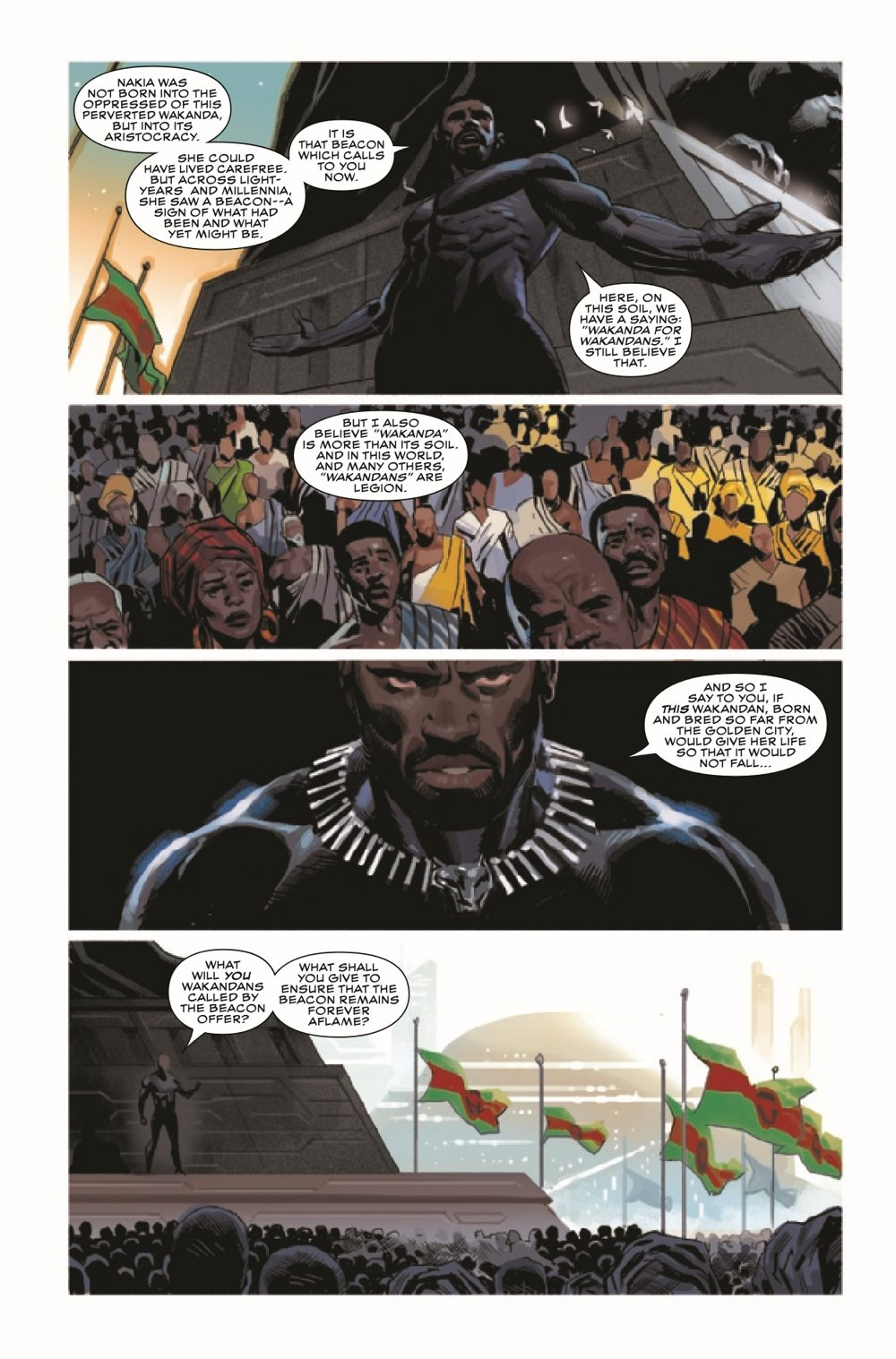 BLAP2018023_Preview-7 ComicList Previews: BLACK PANTHER #23