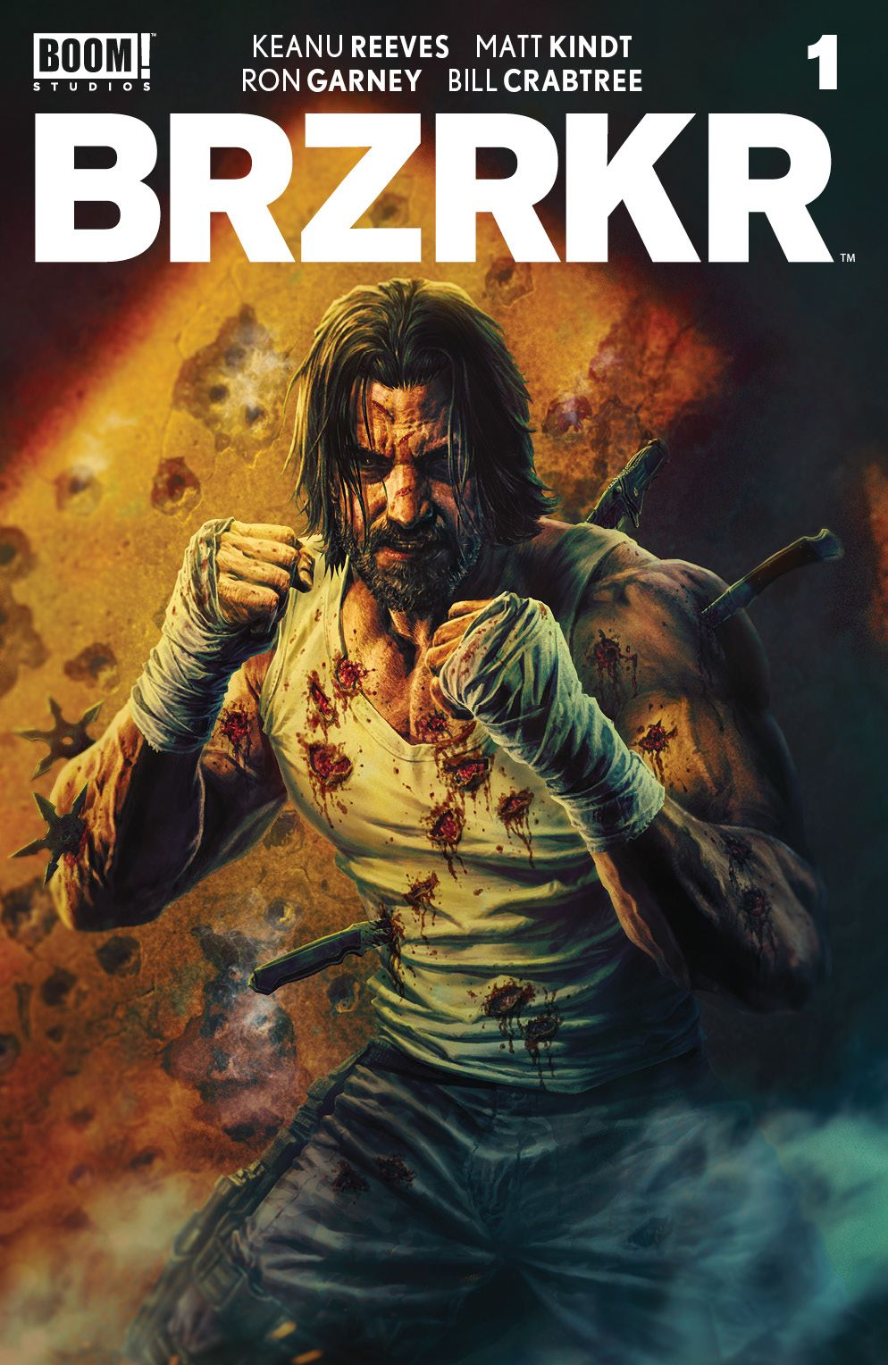 BRZRKR_001_Cover_G_Variant_001_LOW ComicList: BOOM! Studios New Releases for 03/03/2021
