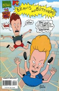 Beavis-and-Butthead-28-196x300 It Came from the Hottest Comics: Trends and Oddities