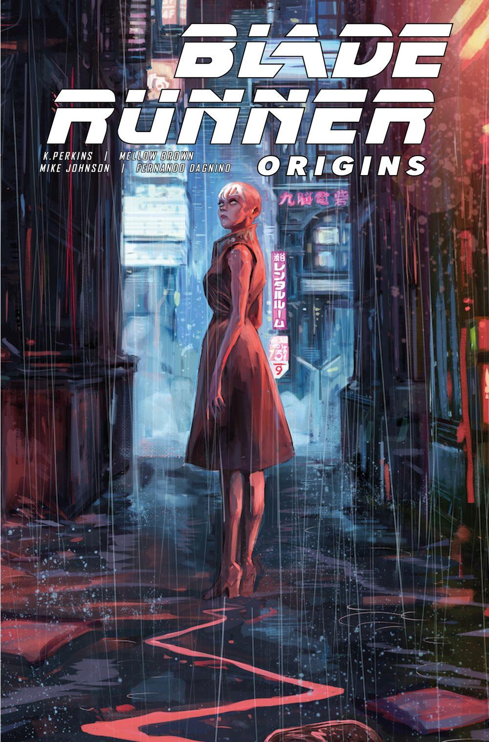 Blade-Runner-Origins-4A-HERNANDEZ Titan Comics May 2021 Solicitations