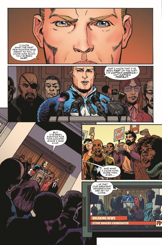 CAPA2018027_Preview-3 ComicList Previews: CAPTAIN AMERICA #27