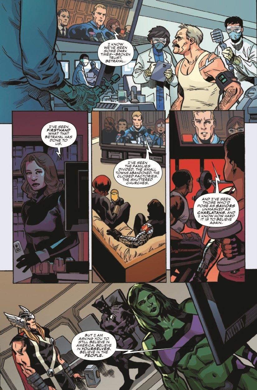 CAPA2018027_Preview-4 ComicList Previews: CAPTAIN AMERICA #27