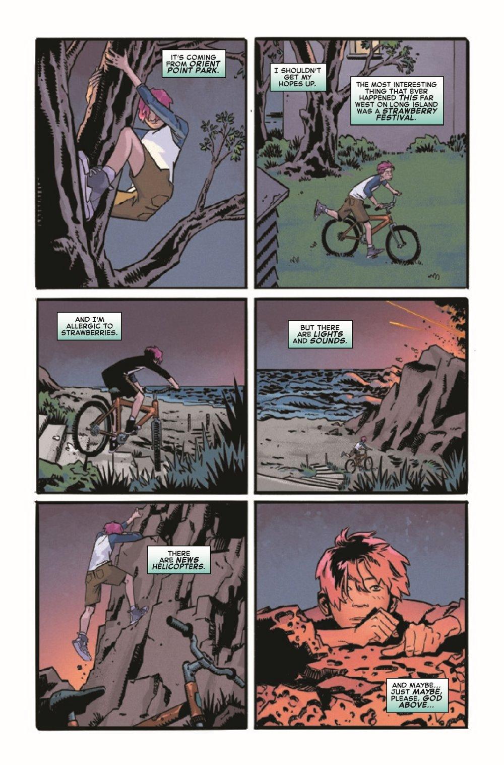 CAPMARVSNAP2020001_Preview-4 ComicList Previews: CAPTAIN MARVEL MARVELS SNAPSHOTS #1