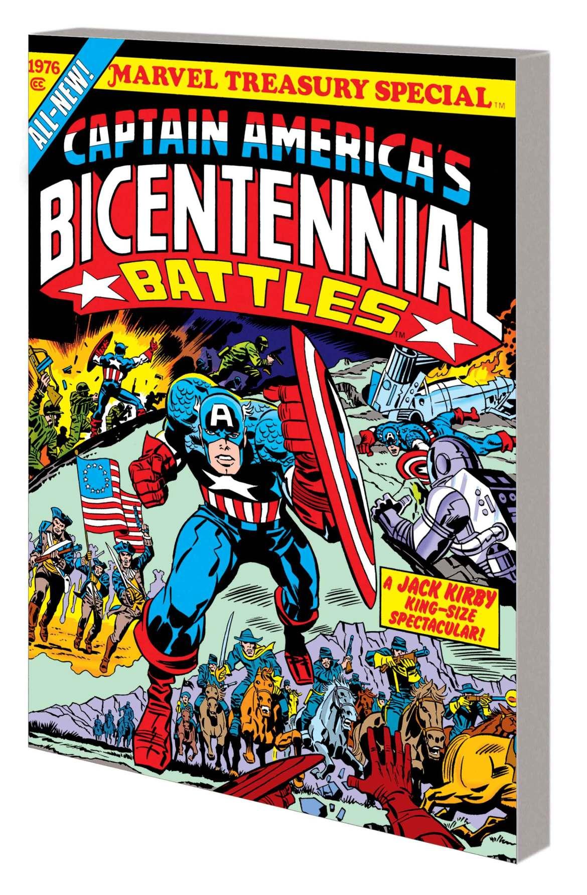 CAPT_AM_BB_TREASURY_TPB-1 Marvel Comics May 2021 Solicitations