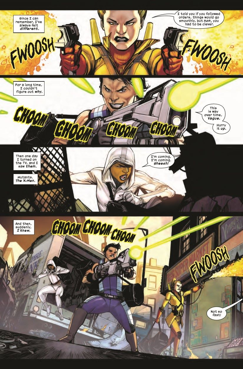 COTA2020001_Preview-1 First Look at Marvel Comics' CHILDREN OF THE ATOM #1