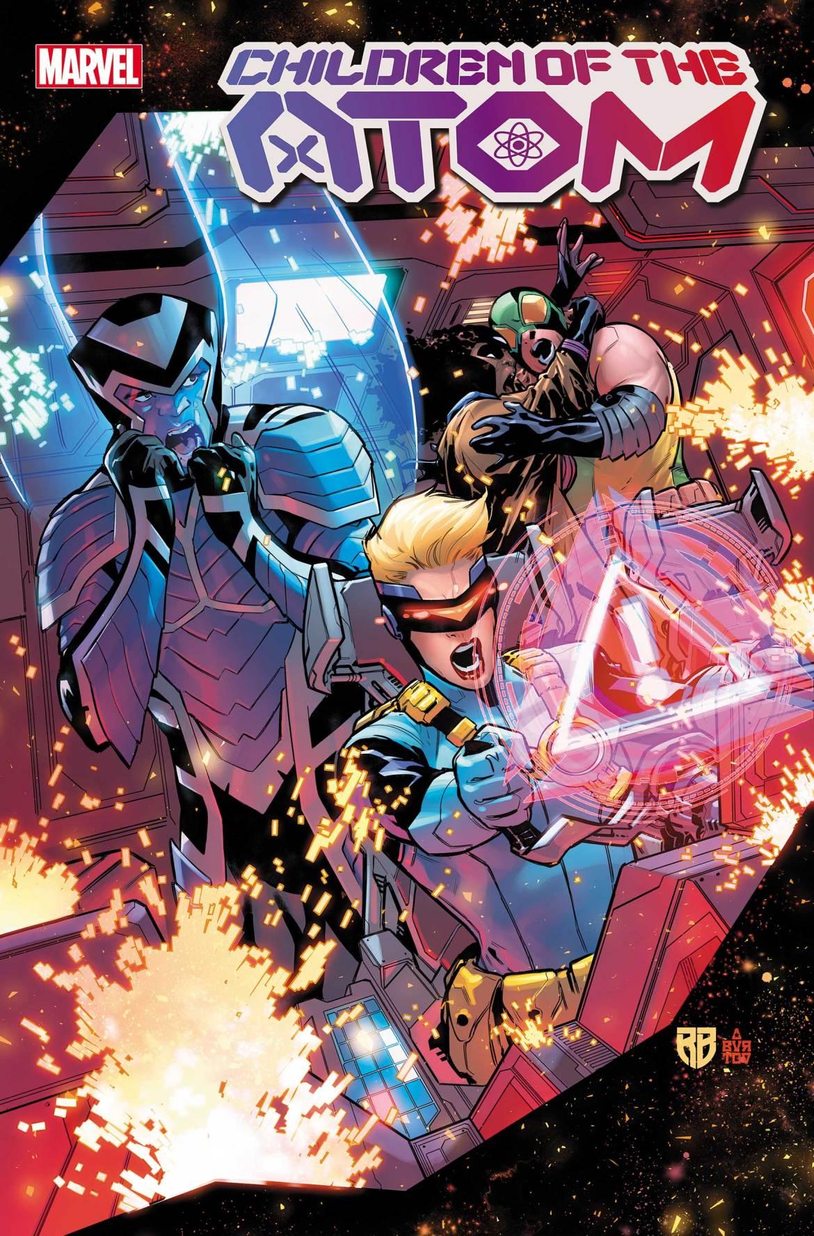 COTA2021003_Cov Marvel Comics May 2021 Solicitations