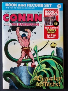 Conan-the-Barbarian-PR-31-225x300 Power Records Comics: Superheroes, SciFi, and More