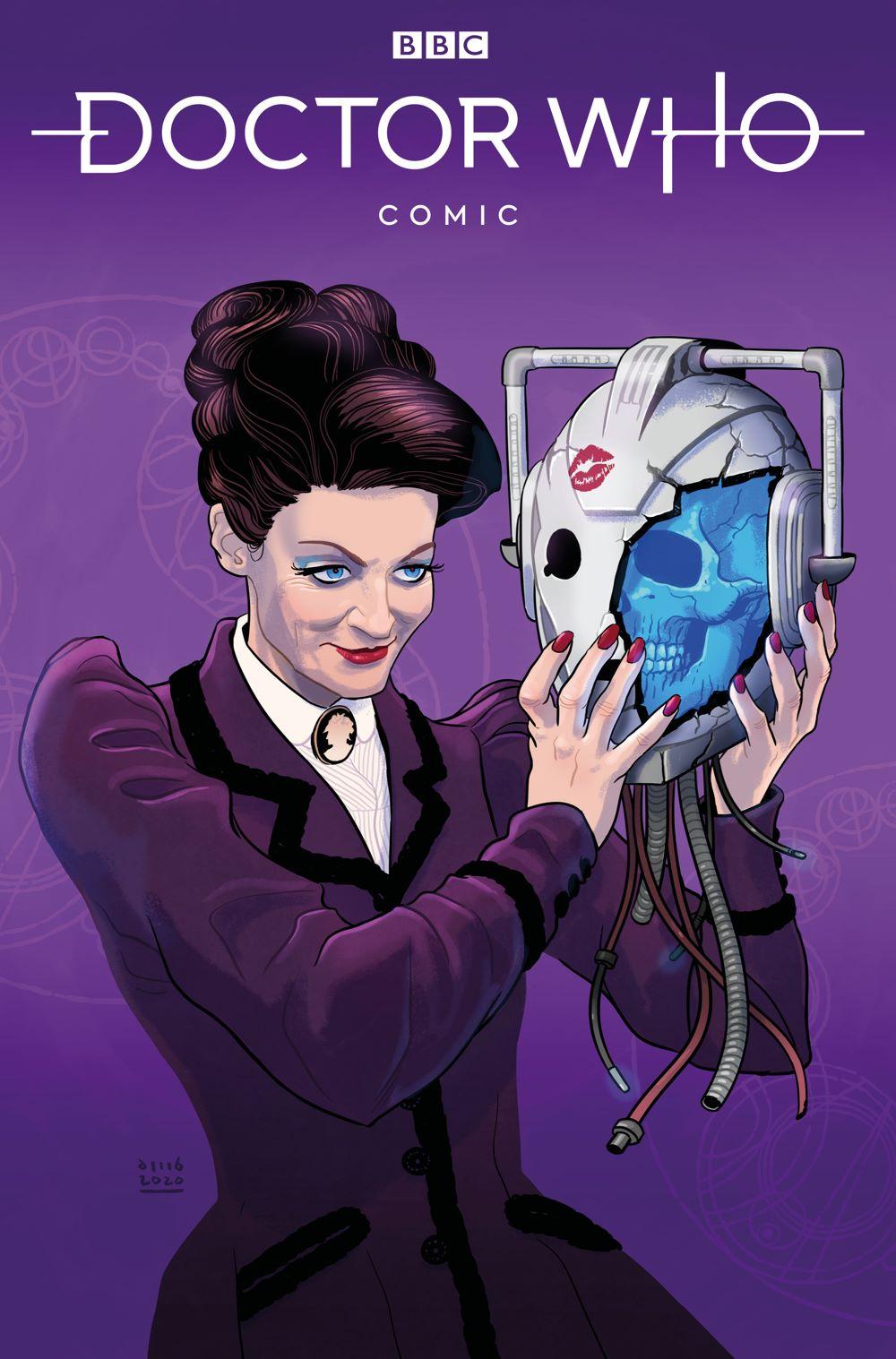 DW_MISSY-2A-BUISAN Titan Comics May 2021 Solicitations