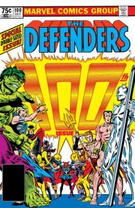 Defenders_Vol_1_100-195x300 In Defense of The Defenders: The Anti-Avengers