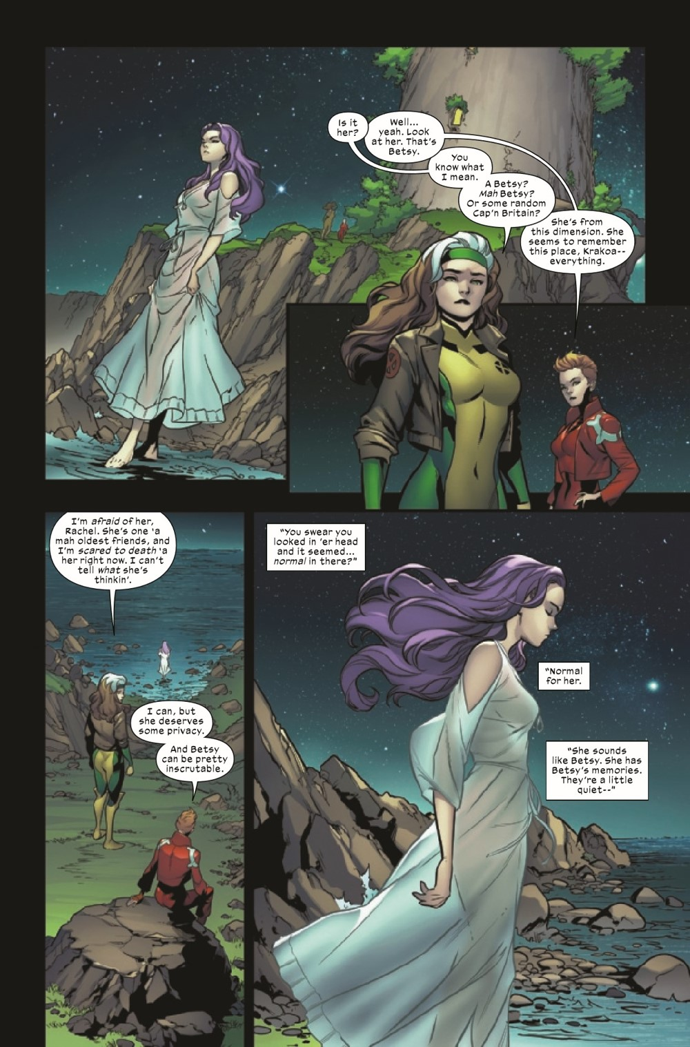 EXCAL2019018_Preview-3 ComicList Previews: EXCALIBUR #18