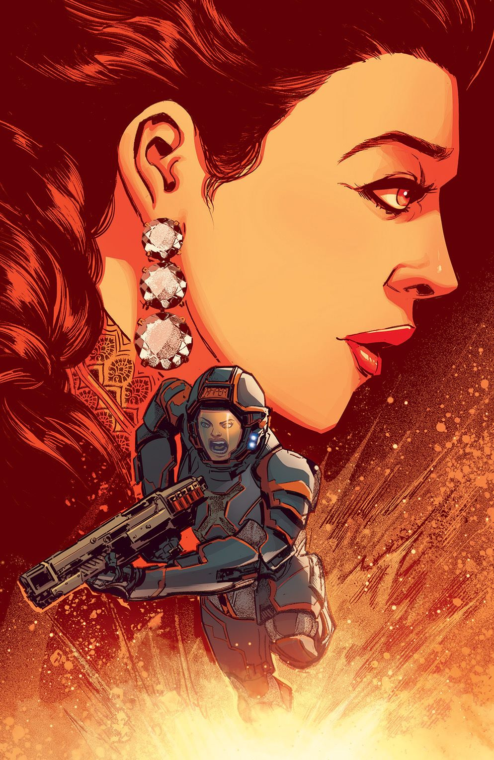 Expanse_003_Cover_C_Variant ComicList Previews: THE EXPANSE #3 (OF 4)