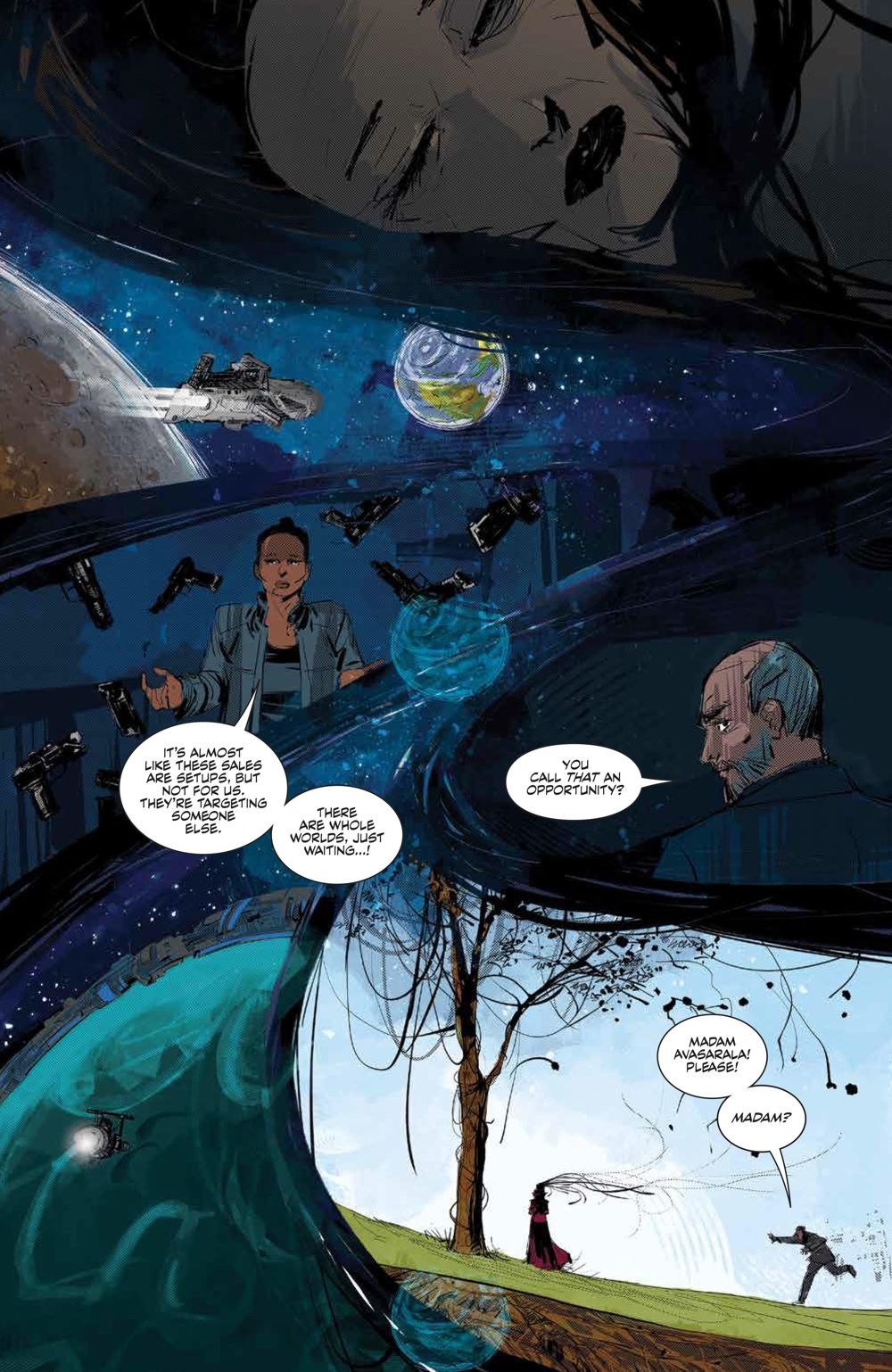 Expanse_003_PRESS_7 ComicList Previews: THE EXPANSE #3 (OF 4)