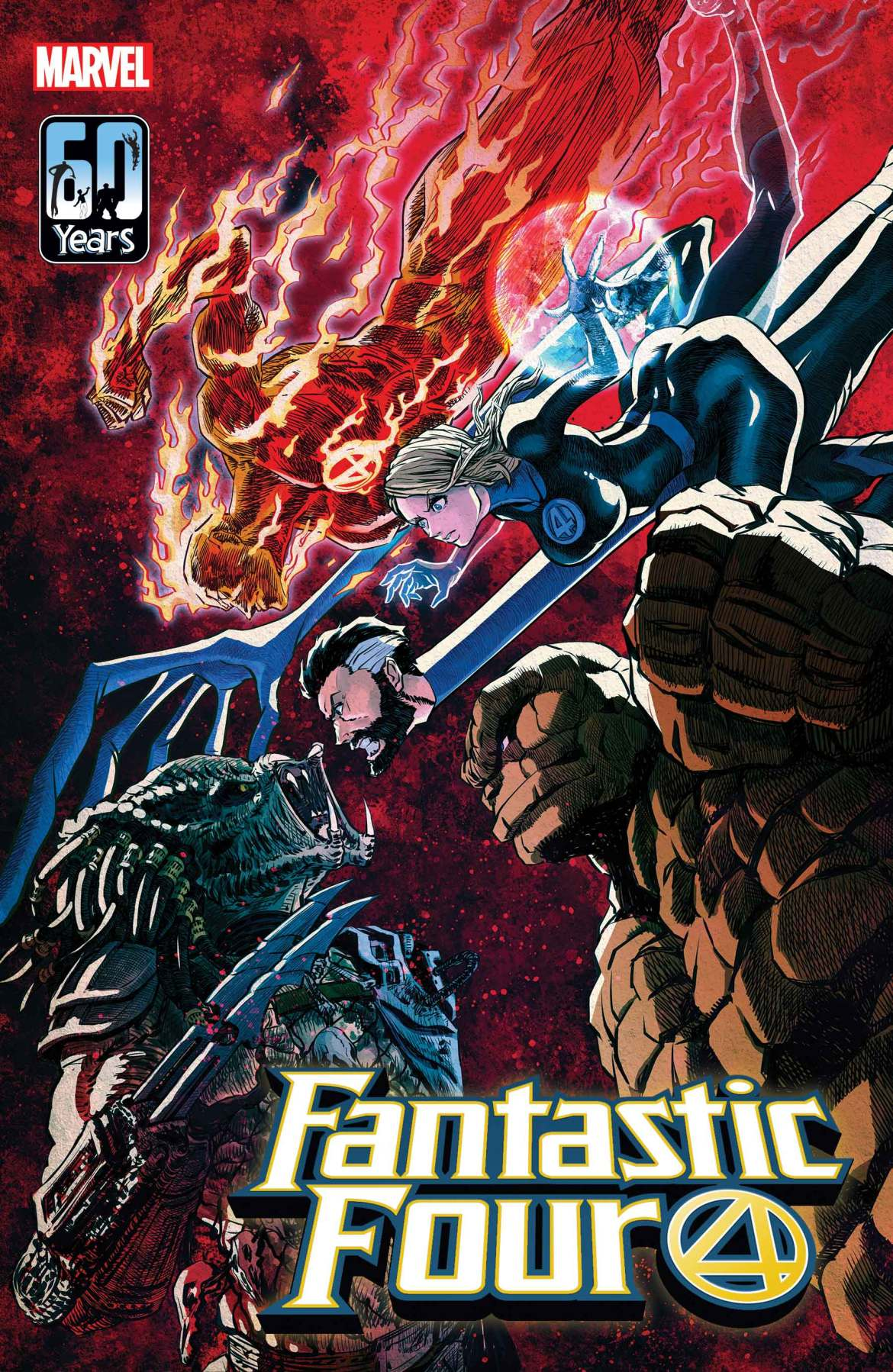 FF2018032_Superlog_PredatorVar Marvel Comics May 2021 Solicitations