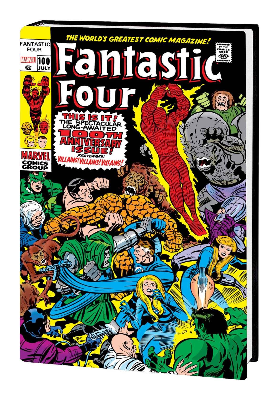 FF_OMNIBUS_V4_HC_KIRBY Marvel Comics May 2021 Solicitations