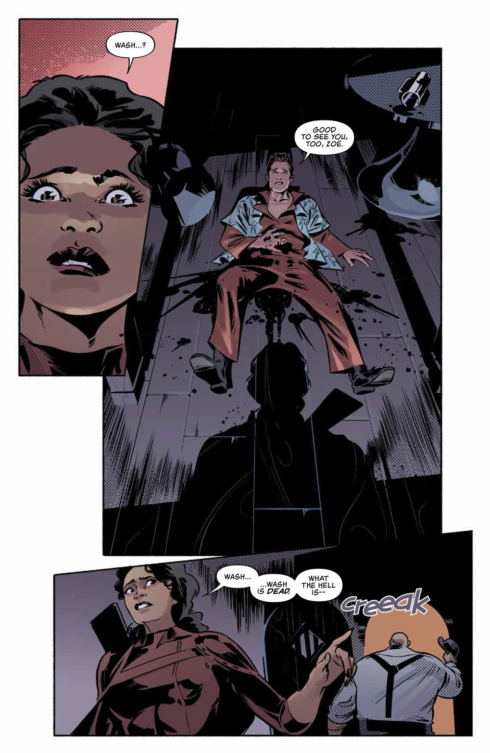 Firefly_026_PRESS_3 ComicList Previews: FIREFLY #26