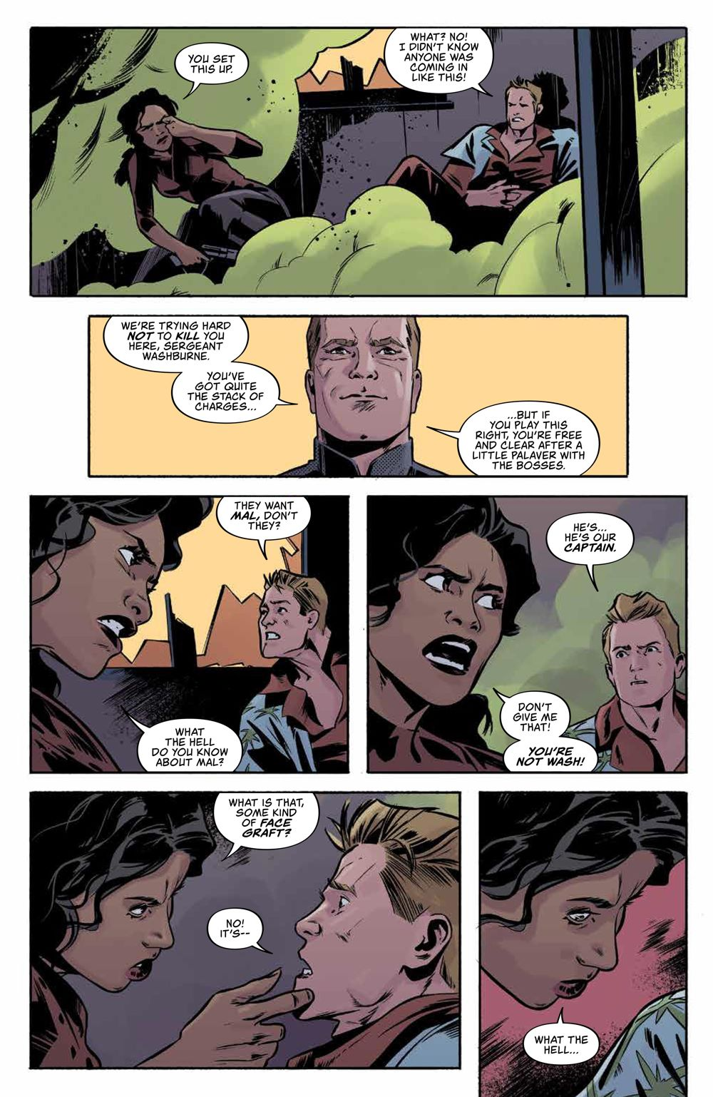 Firefly_026_PRESS_5 ComicList Previews: FIREFLY #26