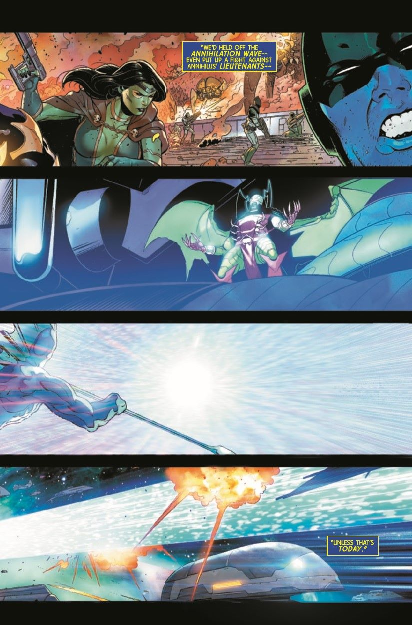 GARGAL2020011_Preview-5 ComicList Previews: GUARDIANS OF THE GALAXY #11