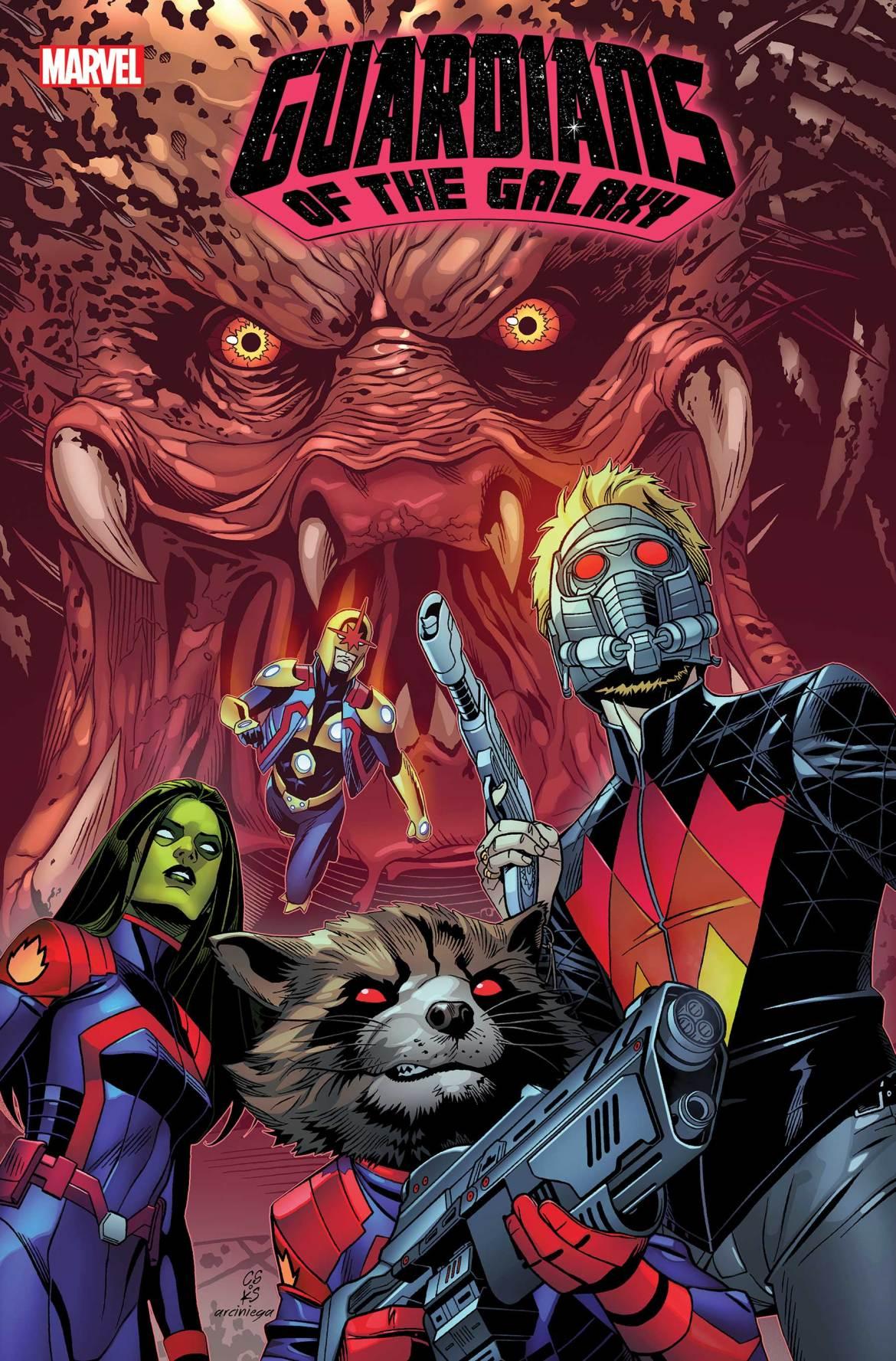 GARGAL2020014_PredatorVAR Marvel Comics May 2021 Solicitations