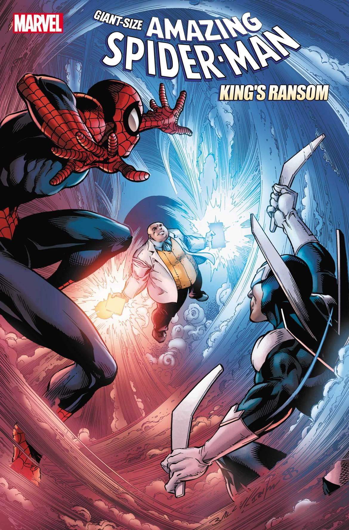GSASMKINGR2021001_Cover-1 Marvel Comics May 2021 Solicitations